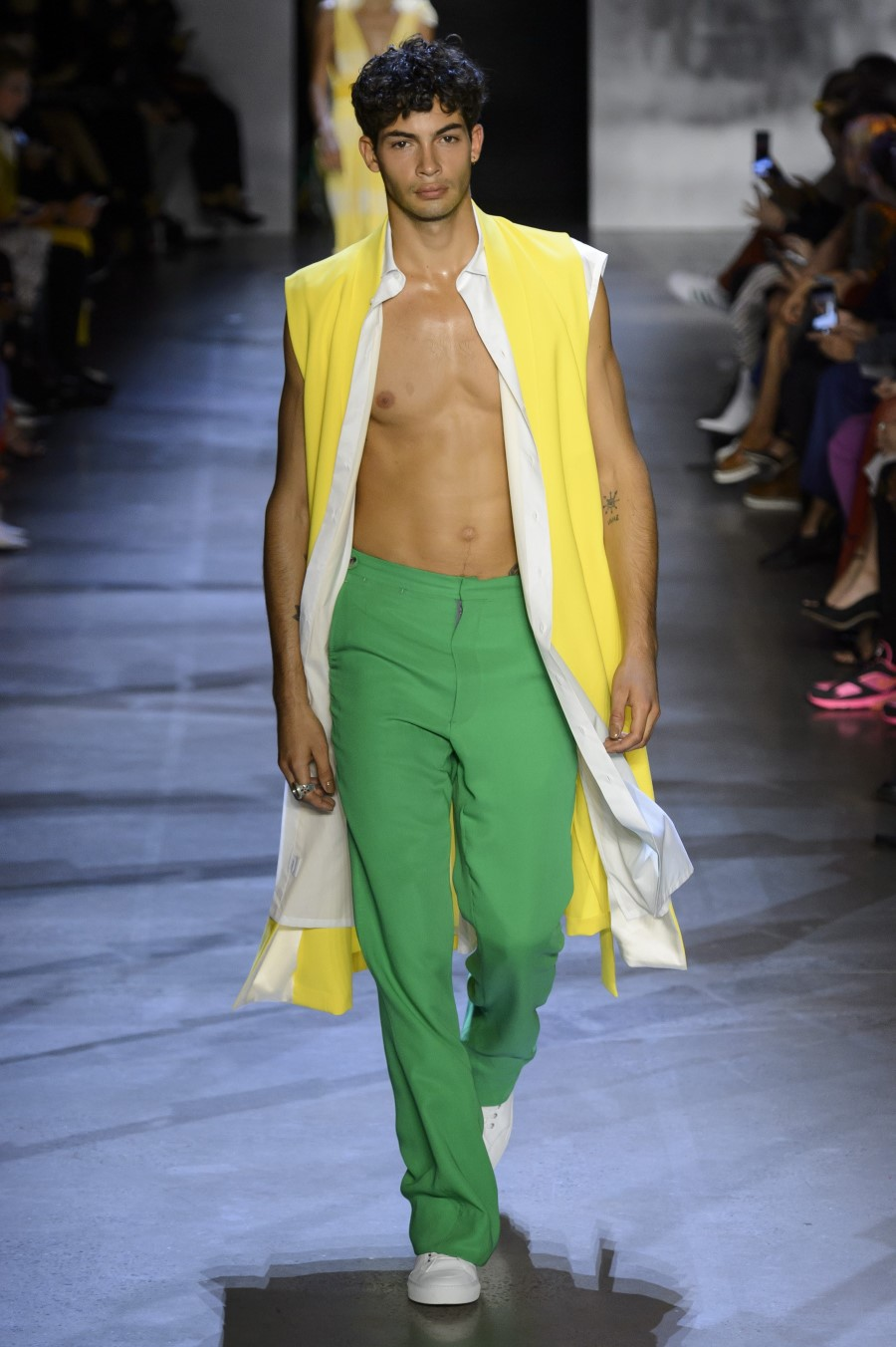 Prabal Gurung - Printemps-Été 2019 - New York Fashion Week