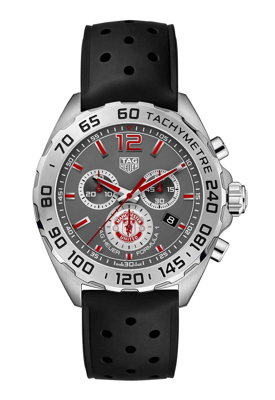 TAG Heuer Formule 1 Manchester United