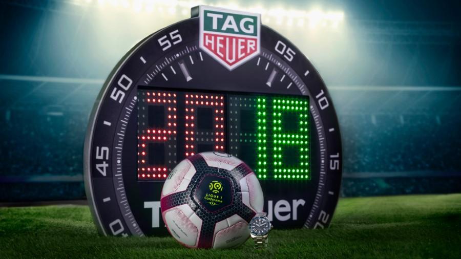 TAG Heuer x Ligue de Football Professionnel (LFP)