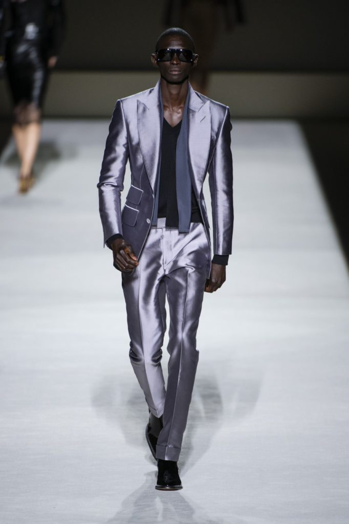 Tom Ford Printemps-Été 2019 – New York Fashion Week