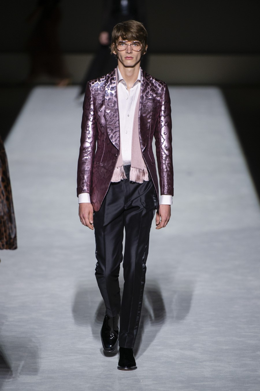 Tom Ford Printemps-Été 2019 – New York Fashion Week