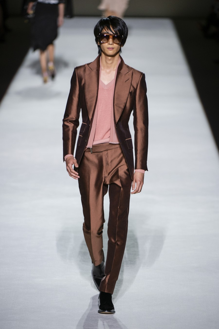 Tom Ford Printemps 201 T 233 2019 New York Fashion Week