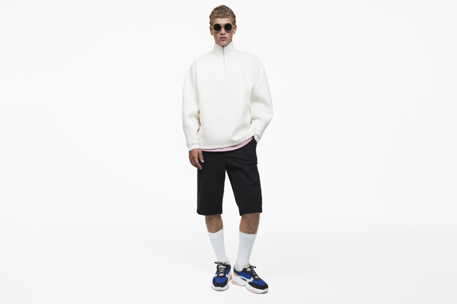 ASOS White Homme Automne-Hiver 2018