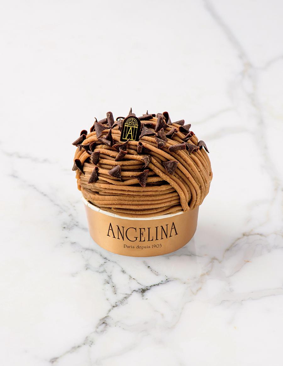 Angelina Mont-Blanc Chocolat