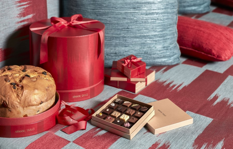Armani/Dolci Holiday Collection 2018