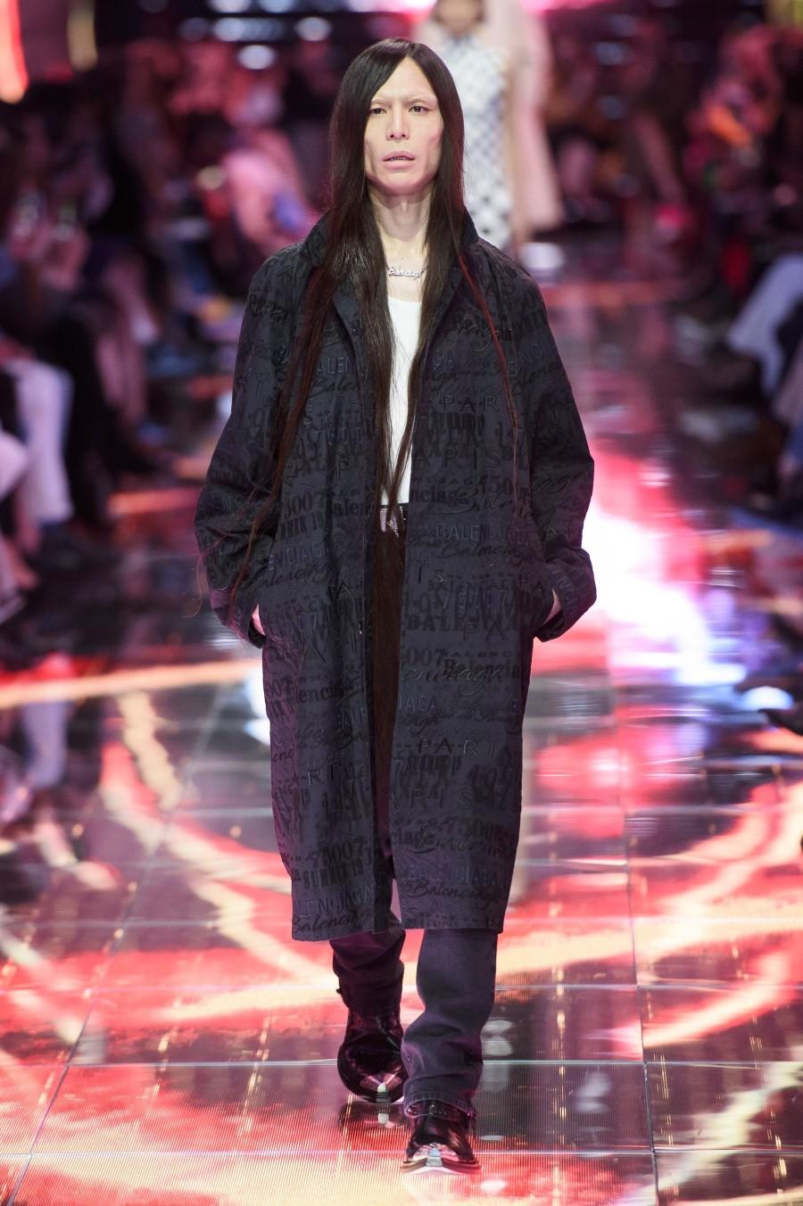 Balenciaga Printemps/Été 2019 – Paris Fashion Week