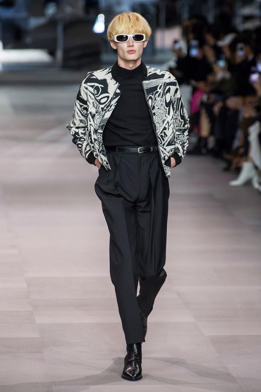 7c890ba0bc Celine – Printemps/Été 2019 – Paris Fashion Week - Essential Homme