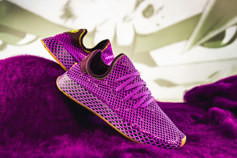 Dragon Ball Z x adidas Originals Deerupt Son Gohan