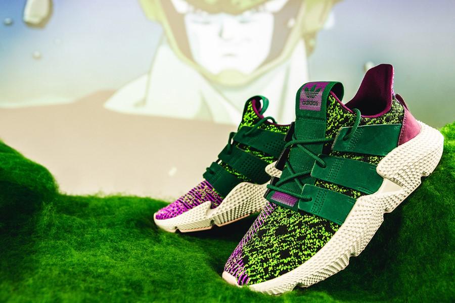 Dragon Ball Z x adidas Originals Prophere Cell