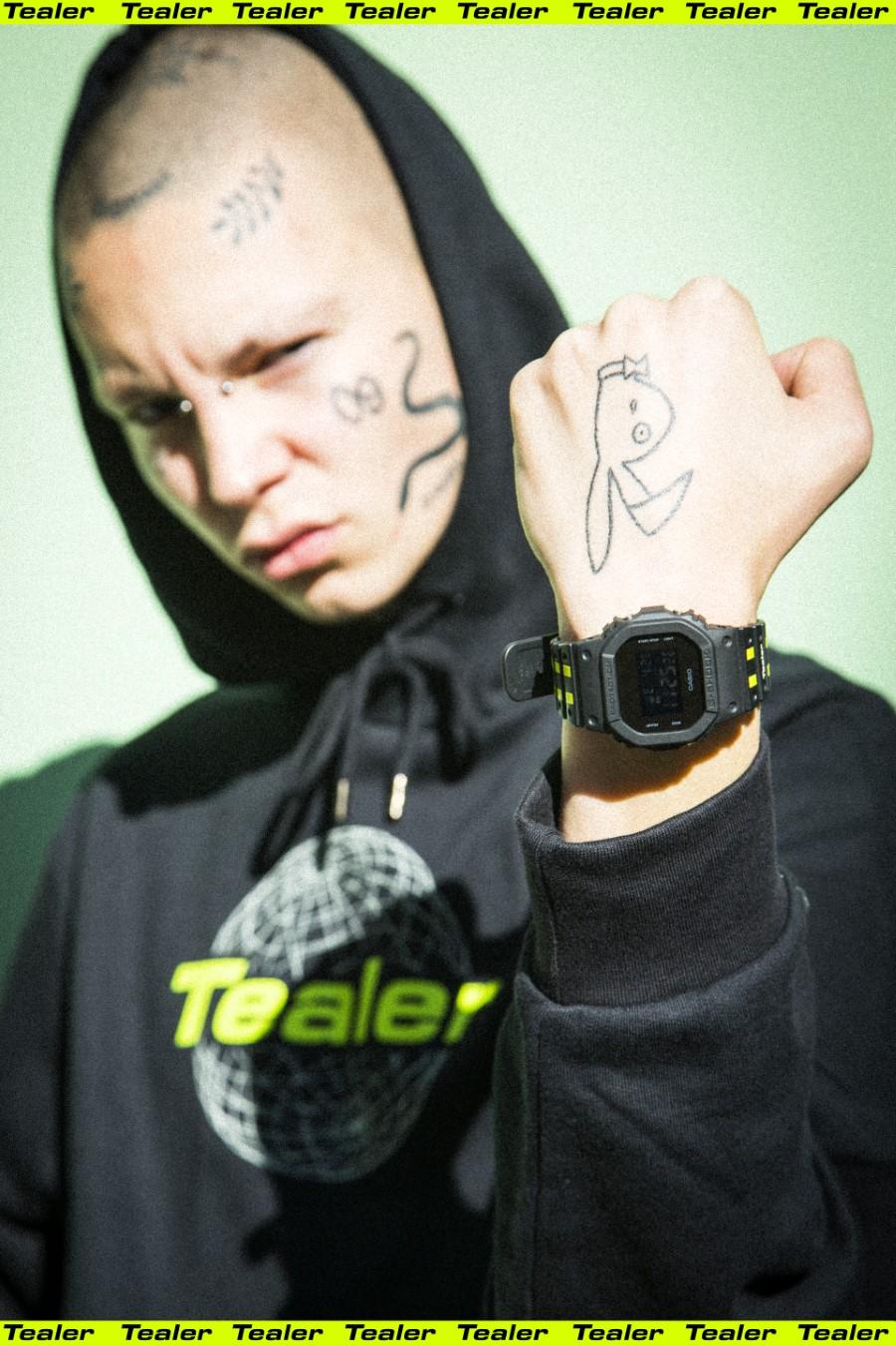 G-Shock x Tealer 420 Malware