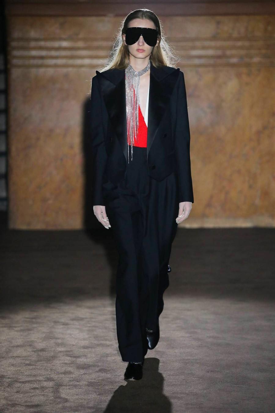 Gucci Printemps/Été 2019 - Paris Fashion Week