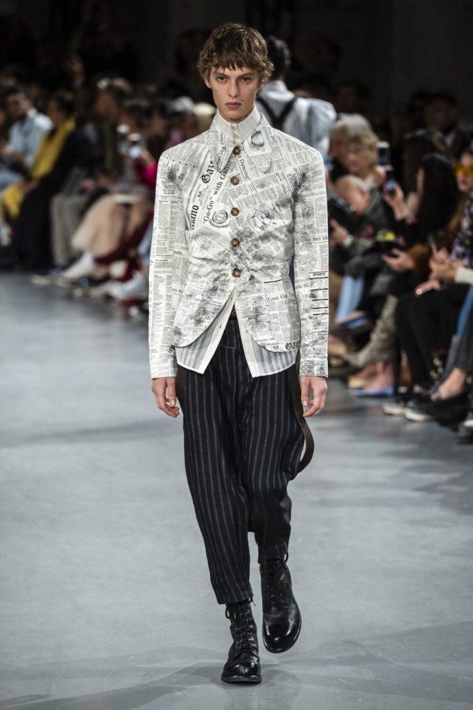 John Galliano Printemps/Été 2019 – Paris Fashion Week