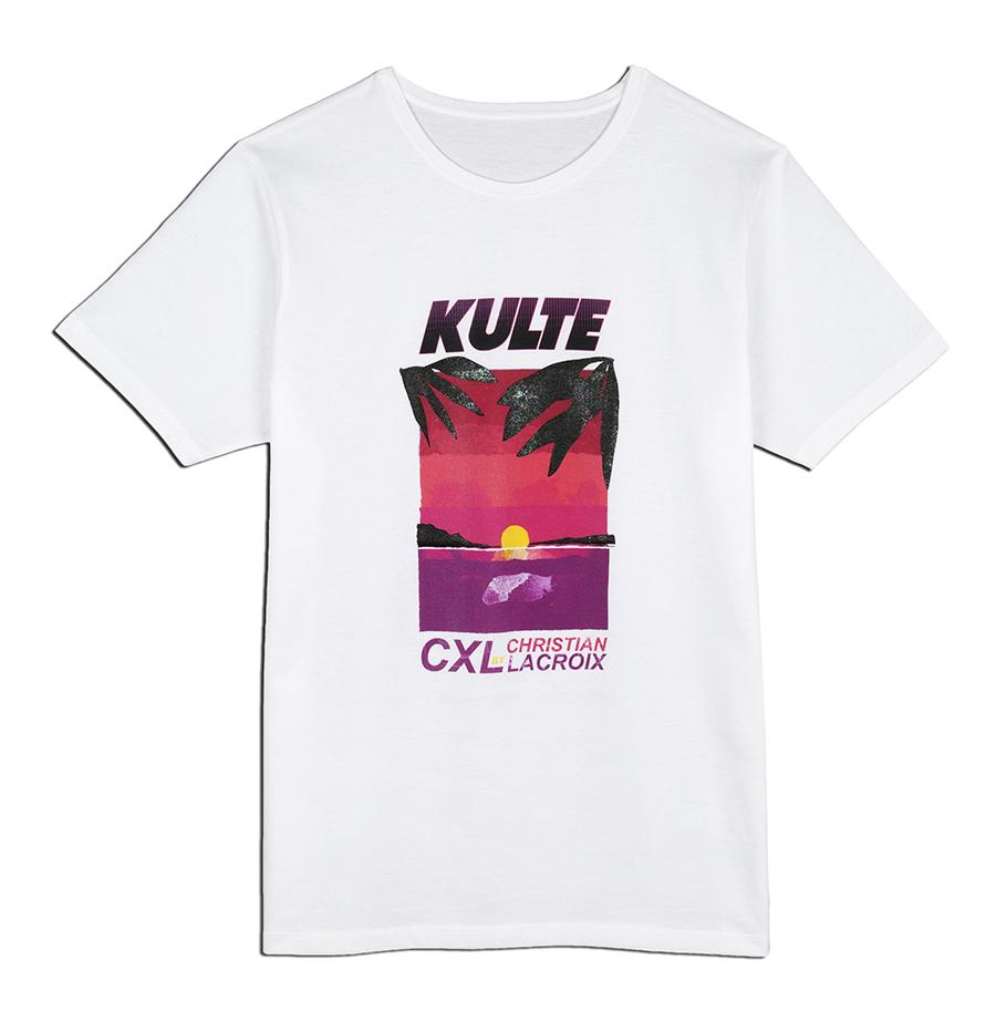 Kulte collabore avec CXL by Christian Lacroix pour ses 20 ans