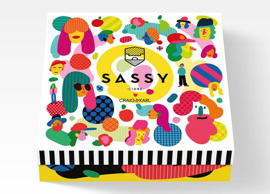 Cidres Sassy x Craig & Karl