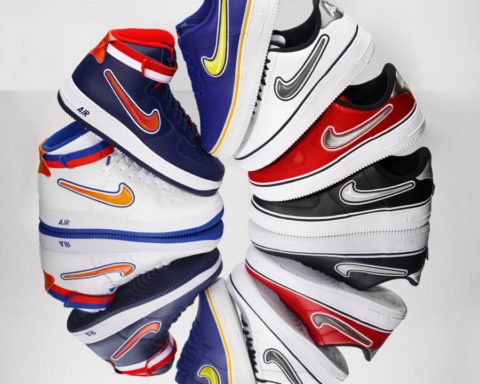 Nike Air Force 1 Pack NBA