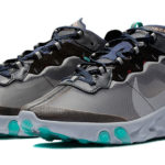 Nike React Element 87 Neptune Green