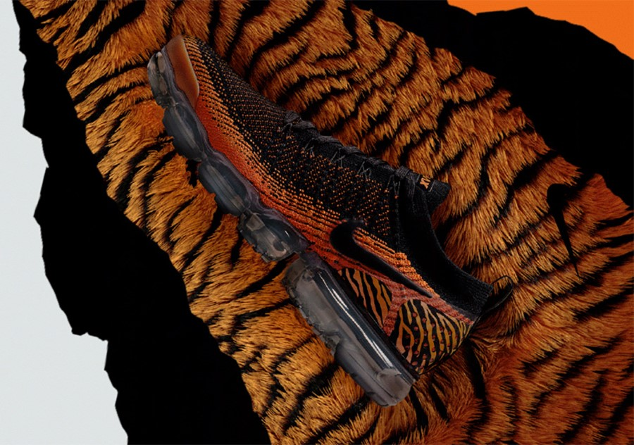 Nike Vapormax Flyknit 2.0 Animal Pack