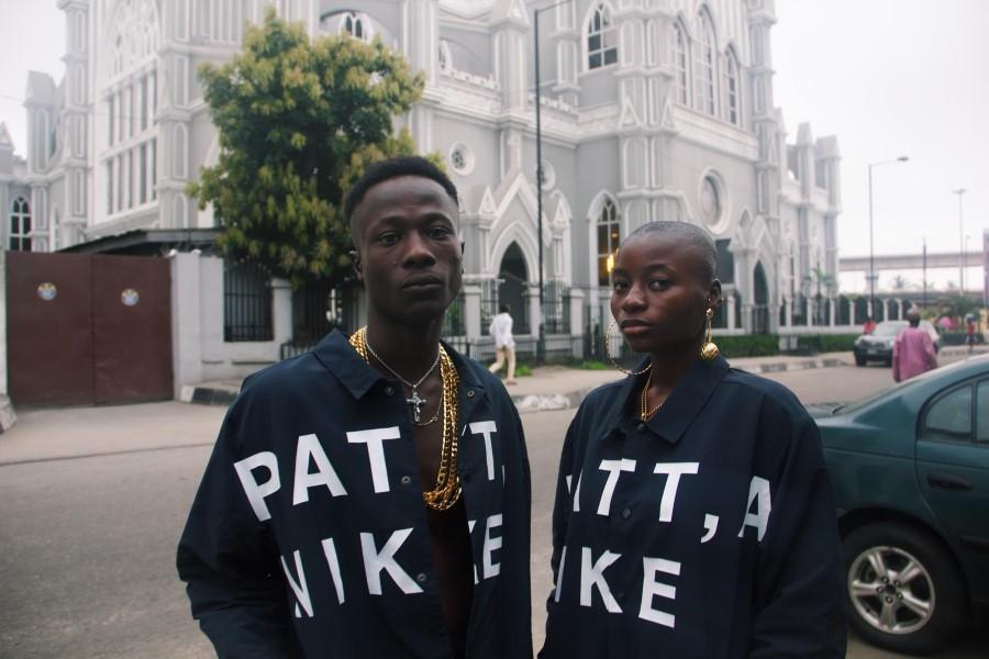 "Nike x Patta ""Publicity. Publicity. Wohooooow!"""