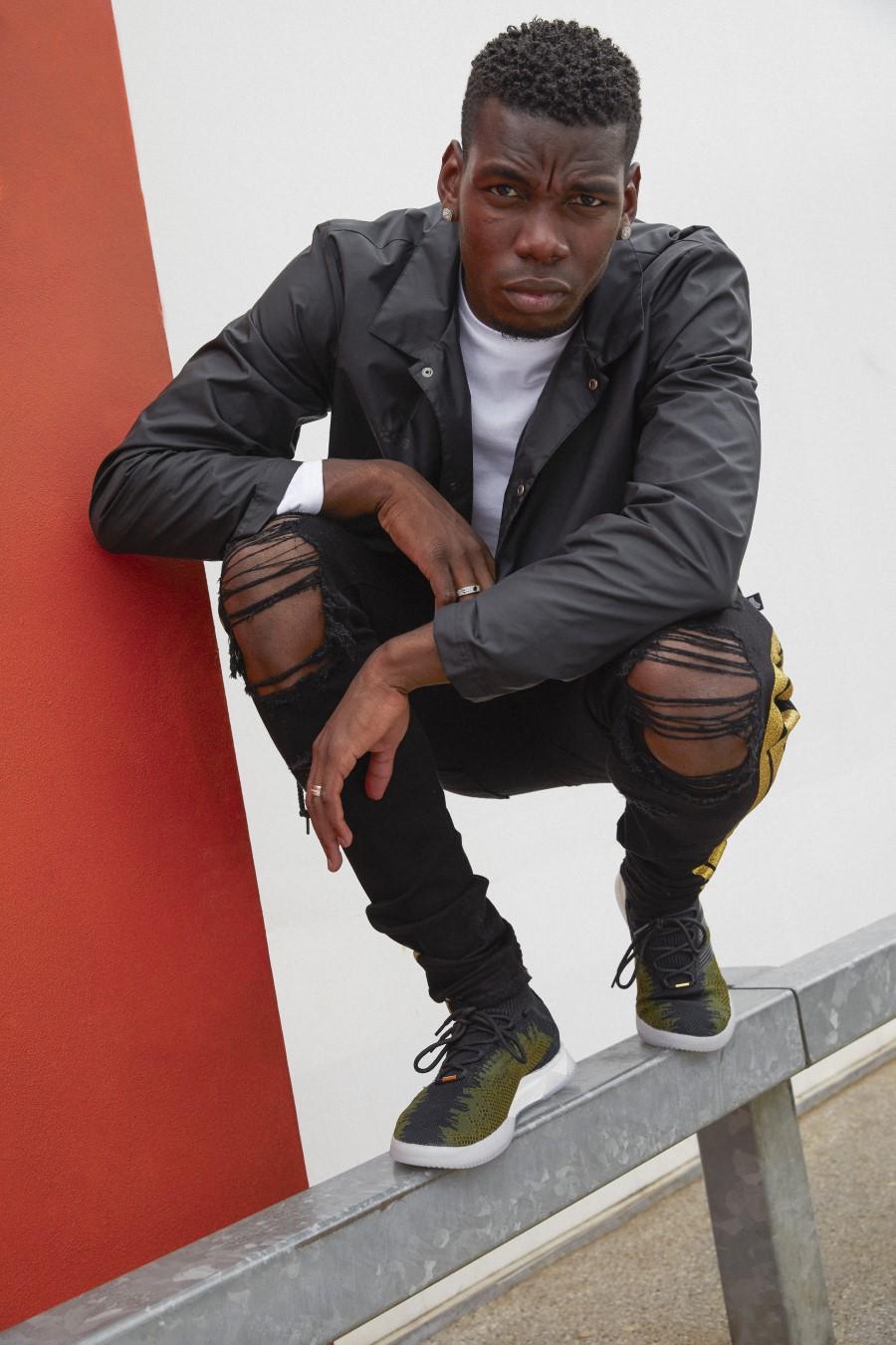 adidas Football x Paul Pogba Saison IIII Version Street