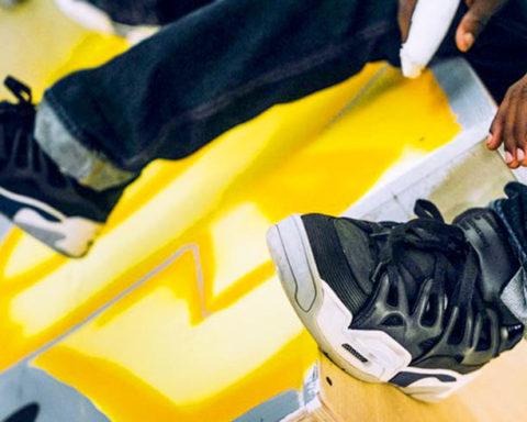 A$AP Rocky x Under Armour SRLo