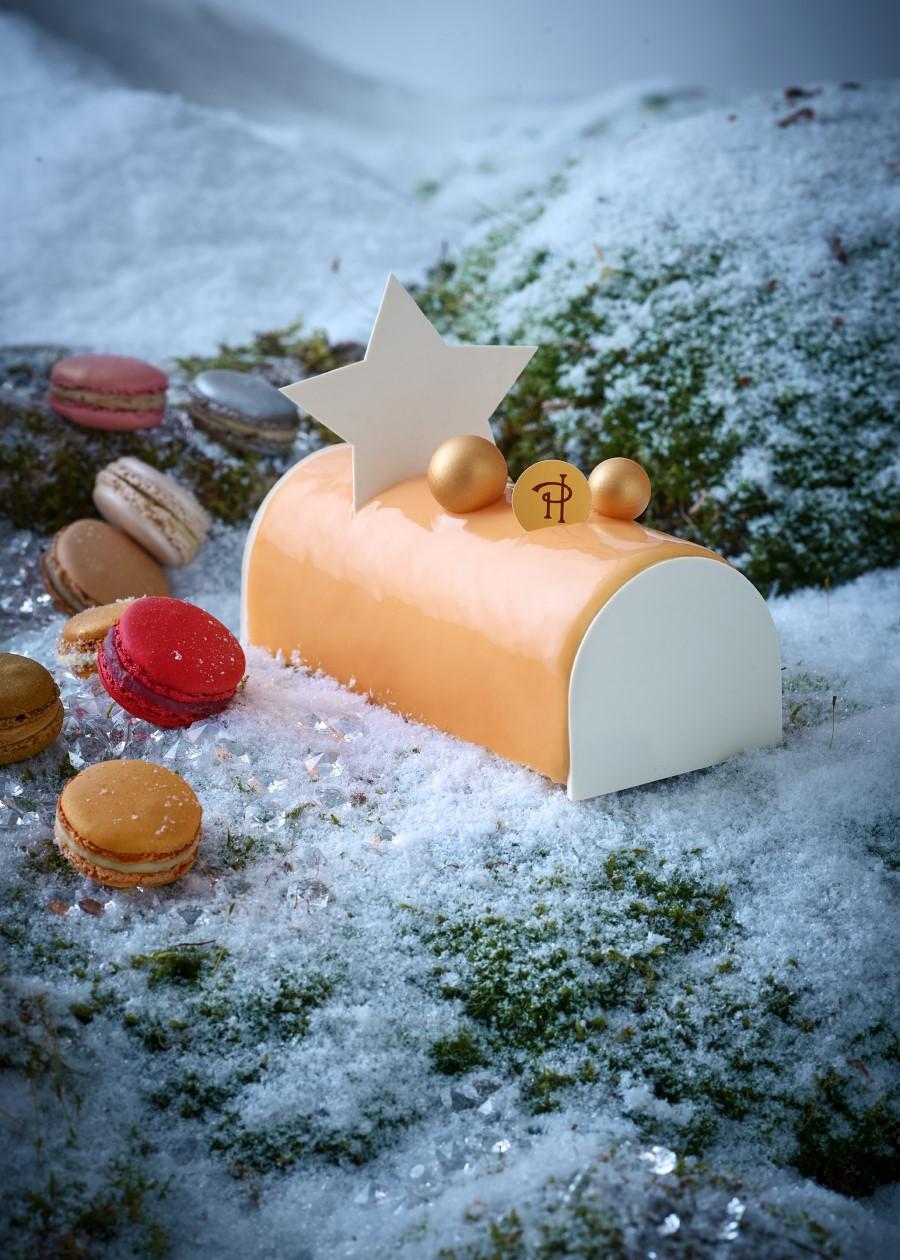 Bûche de Noël 2018 - Pierre Hermé propose 4 bûches aux saveurs irrésistibles
