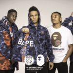 Bape x Paris Saint-Germain