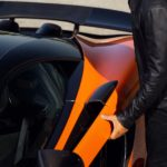 Collaboration Belstaff X McLaren