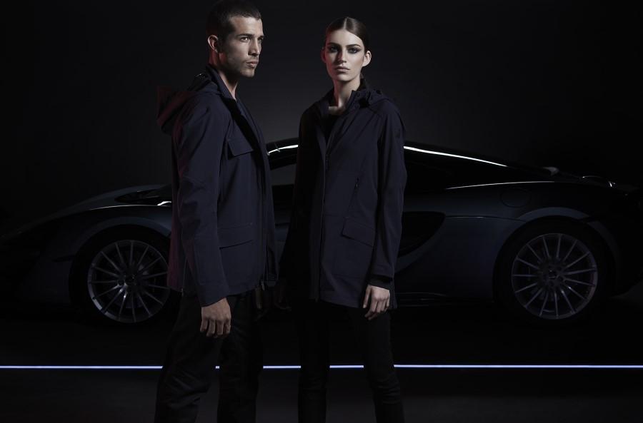 Collaboration Belstaff X McLaren