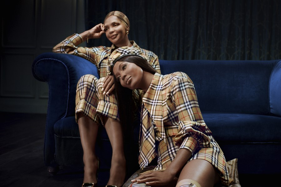 Burberry Holiday 2018 Campaign