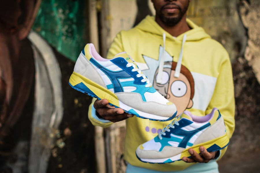 Diadora x Rick & Morty Sneakers