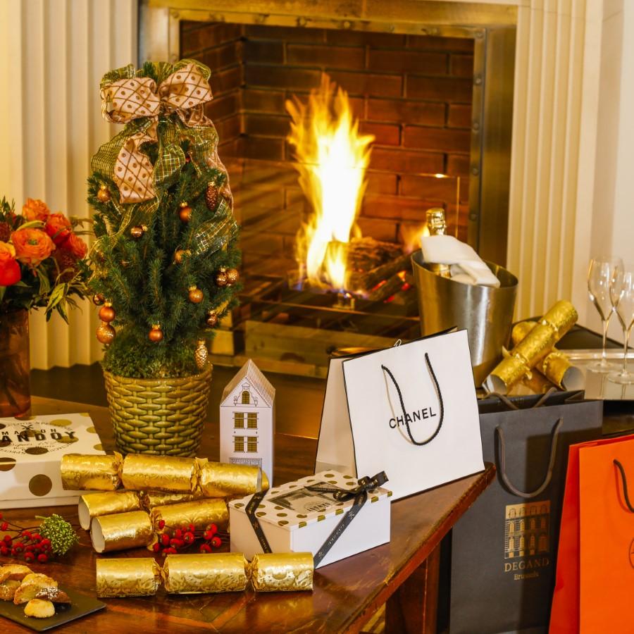 Hôtel Amigo Bruxelles - Noël 2018