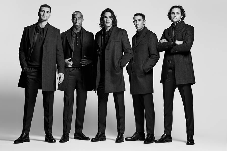 HUGO BOSS X PARIS SAINT-GERMAIN 2018