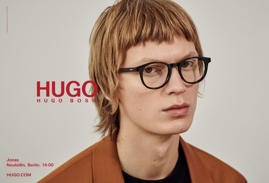 HUGO by Hugo Boss Campagne Automne/Hiver 2018, Hommage à ses racines berlinoises