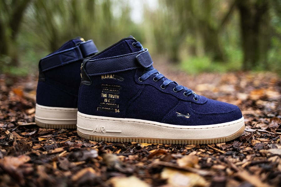 quality design 5cb5d ecdeb Maharishi x Nike By You Collection - Nike Air Force 1