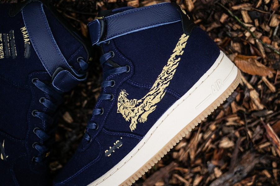 Maharishi x Nike By You Collection - Nike Air Force 1
