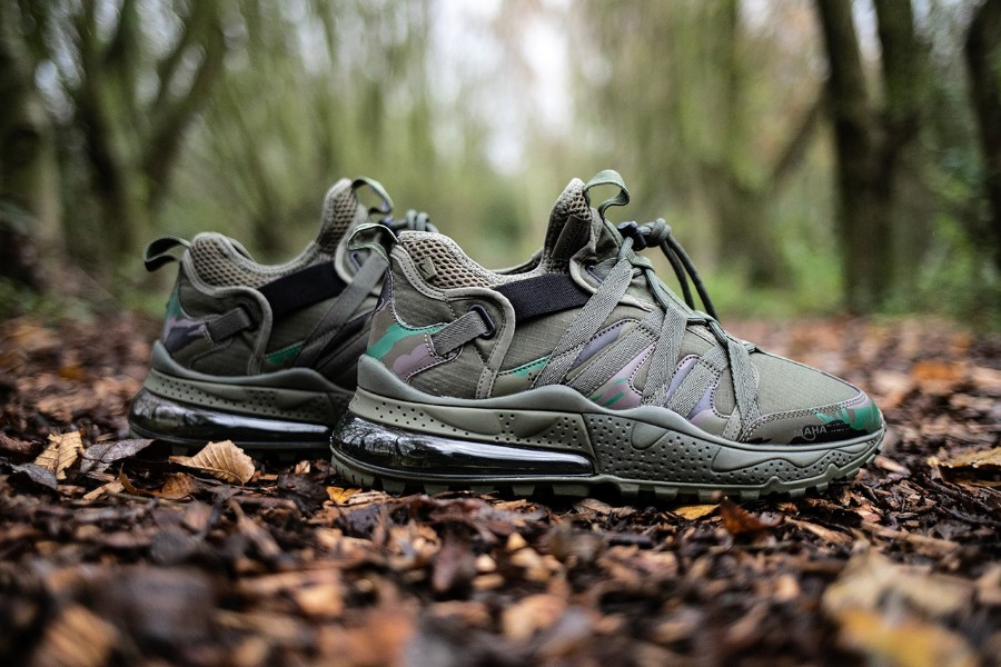 Maharishi x Nike By You Collection - Nike Air Max 270 Bowfin