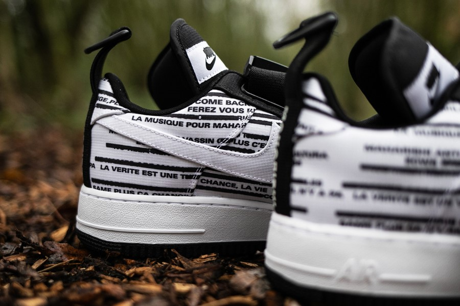 Maharishi x Nike By You Collection - Nike Air Force 1 Utility