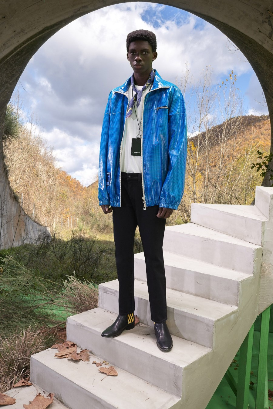Off-White Homme Pré-Hiver 2019 Lookbook
