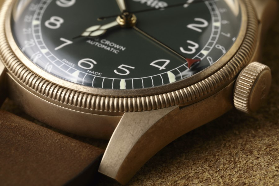 Oris Big Crown Pointer Date 80th Anniversary Edition