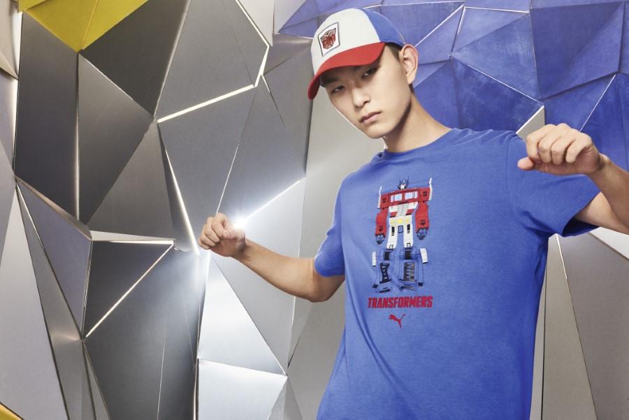 PUMA x Hasbro TS-X Transformers Pack