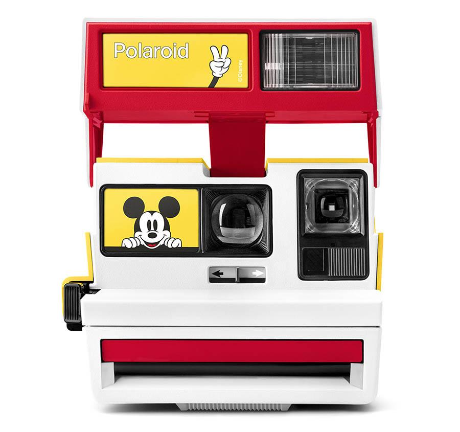 Polaroid Originals x Mickey Mouse