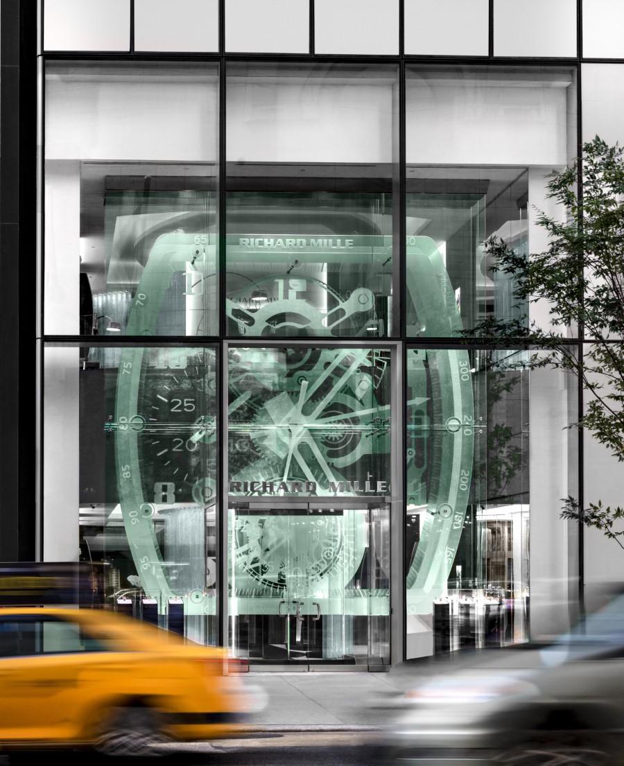 Richard Mille Flagship New York