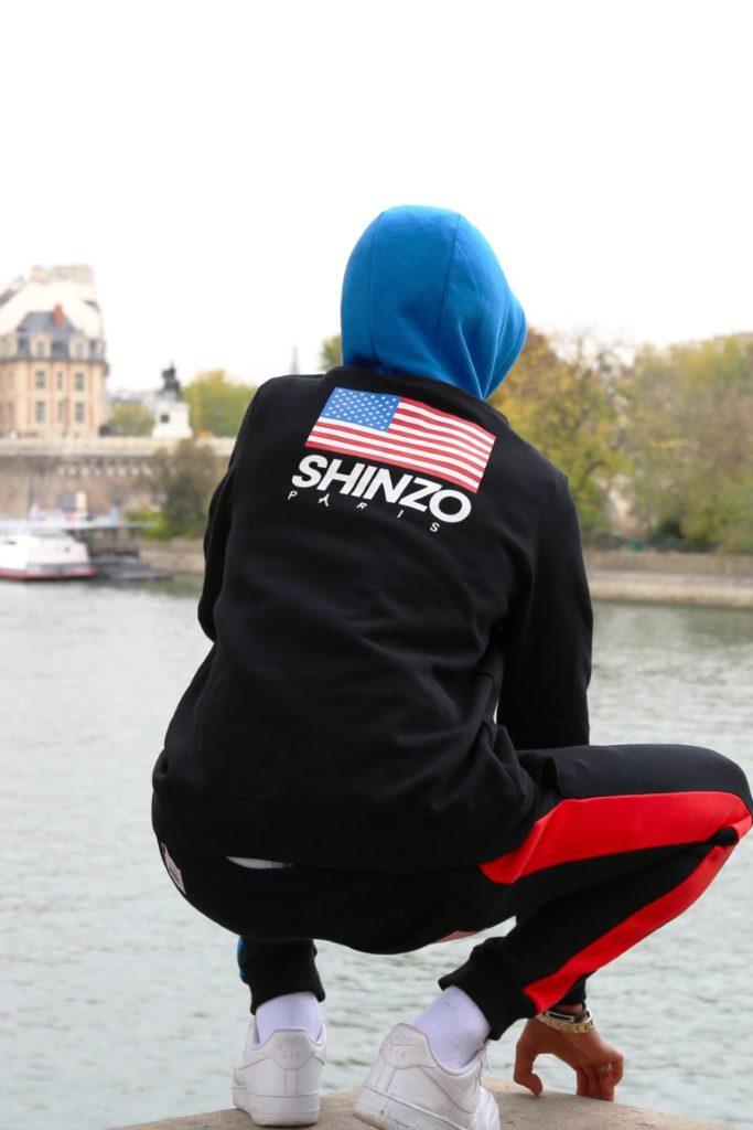 Russell Athletic x Shinzo Paris