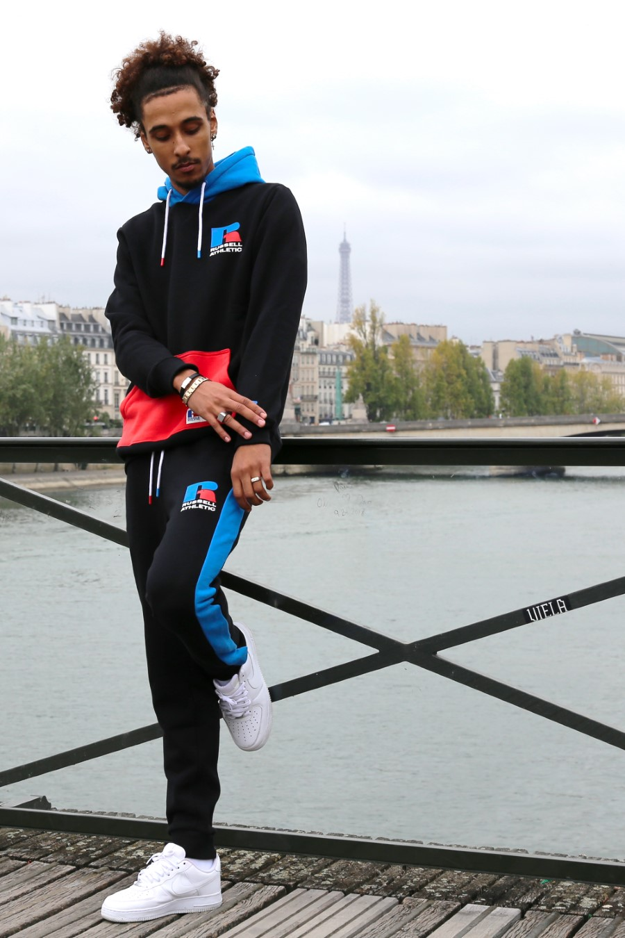 Russell Athletic x Shinzo Paris