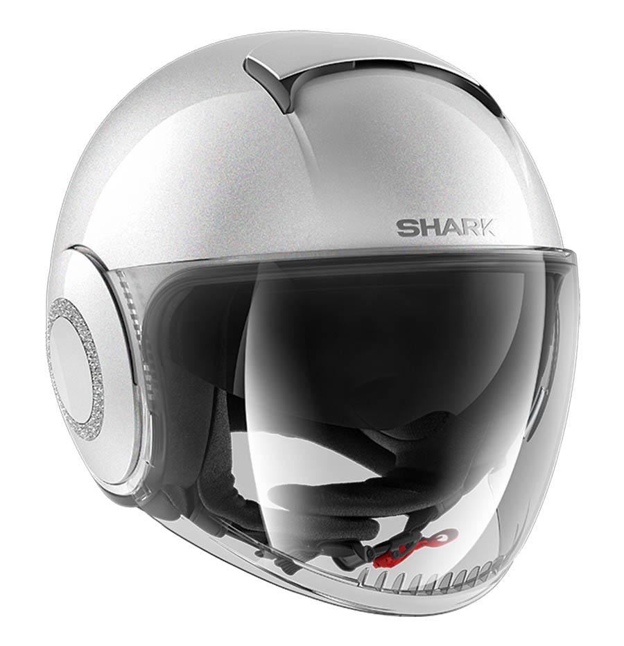 Casques de moto Shark Helmets x Swarovski