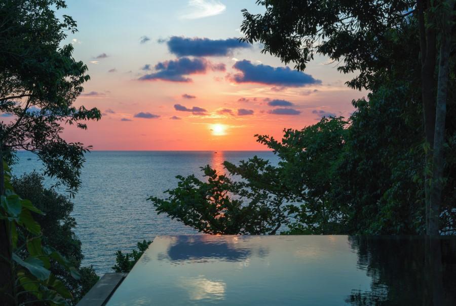 Six Senses Krabey Island - Cambodge
