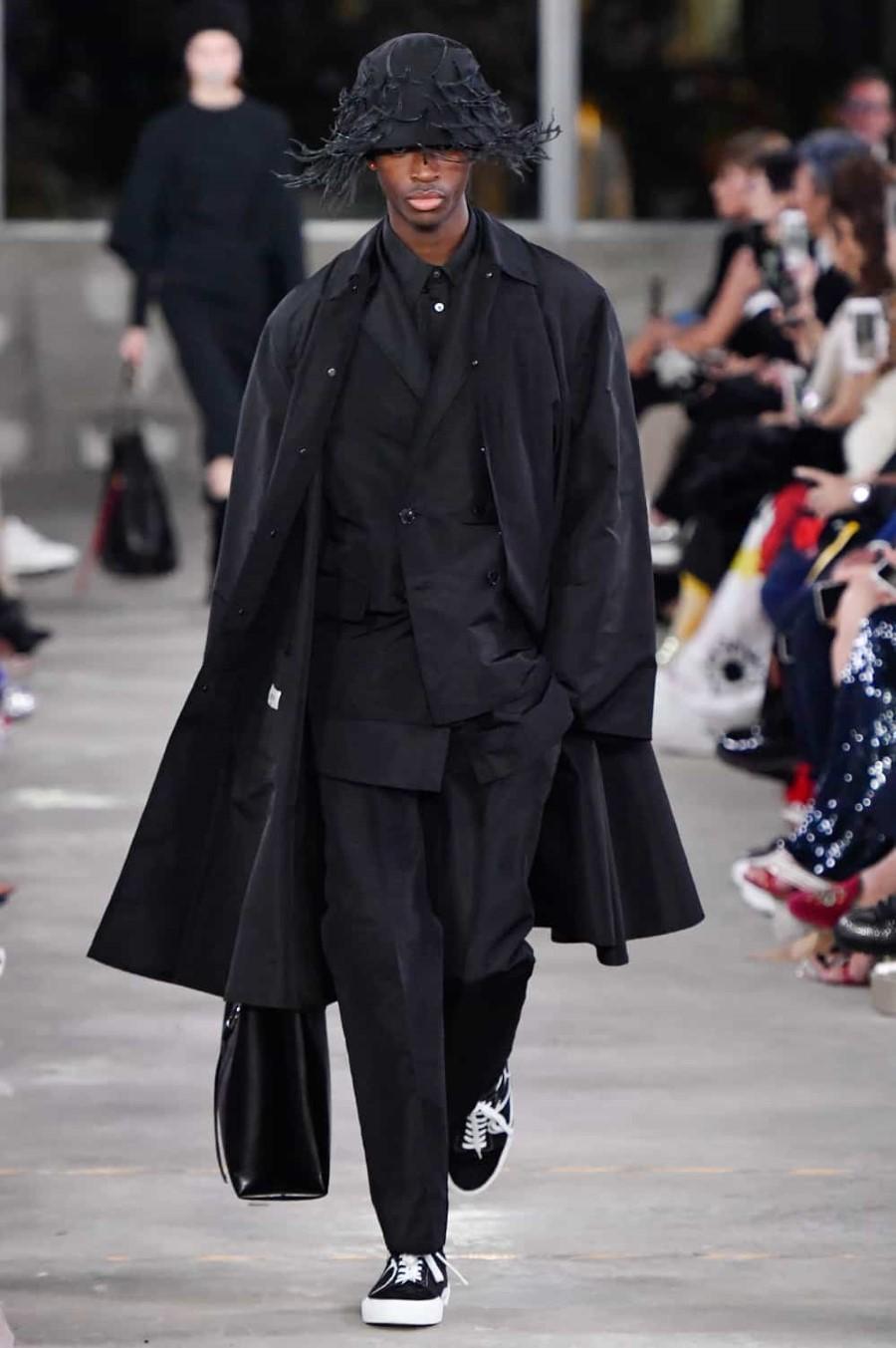 Valentino collection Pré-Hiver 2019 à Tokyo