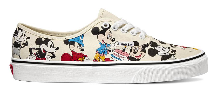 Vans x Mickey Mouse 90è anniversaire
