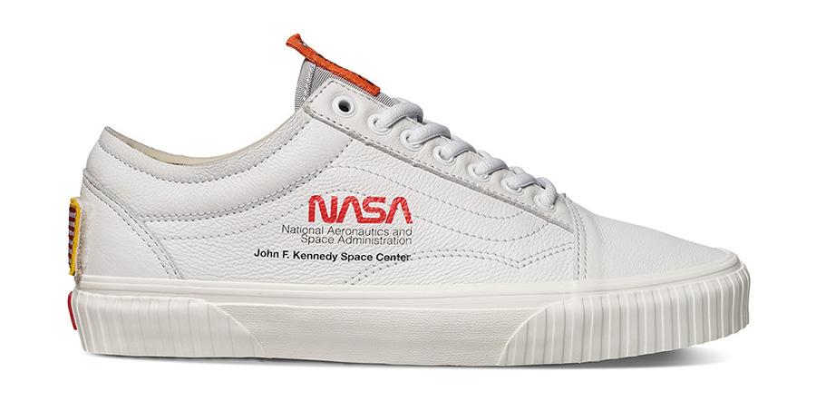 Vans x NASA Sneakers