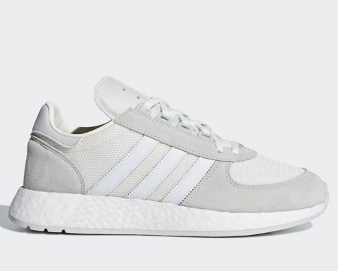 adidas Never Made Triple White Collection